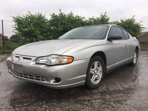 2005 Chevrolet Monte Carlo for sale at VENTURE MOTORS in Euclid OH