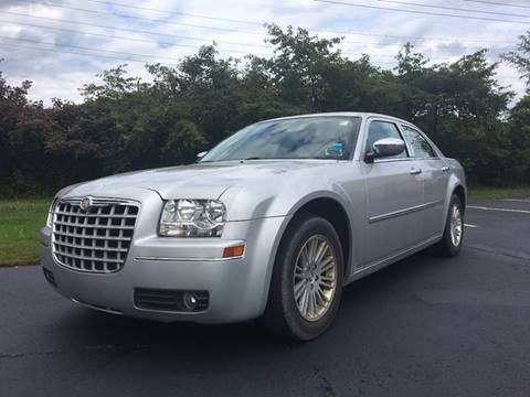 2010 Chrysler 300 for sale at VENTURE MOTORS in Euclid OH