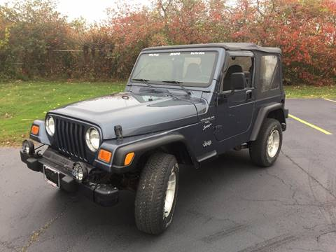 2001 Jeep Wrangler for sale in Euclid, OH