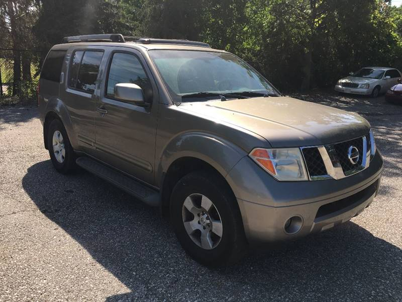 2005 Nissan Pathfinder For Sale At VENTURE MOTORS In Wickliffe OH
