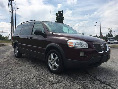 2006 Pontiac Montana SV6 for sale in Wickliffe, OH