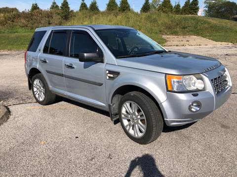 2010 Land Rover LR2 for sale in Wickliffe, OH