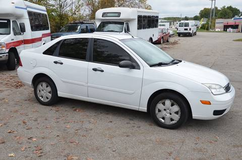 2007 Ford Focus for sale in Henryville, IN