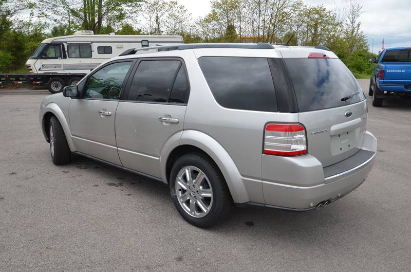 2008 Ford Taurus X Limited 4dr Wagon In HENRYVILLE IN  Go Auto Sales