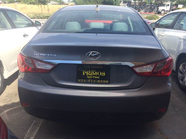 2014 Hyundai Sonata for sale at Los Primos Auto Plaza in Brentwood CA