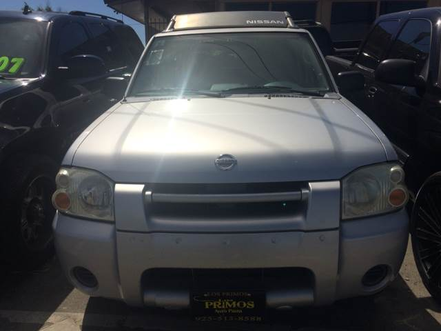 2004 Nissan Frontier for sale at Los Primos Auto Plaza in Brentwood CA