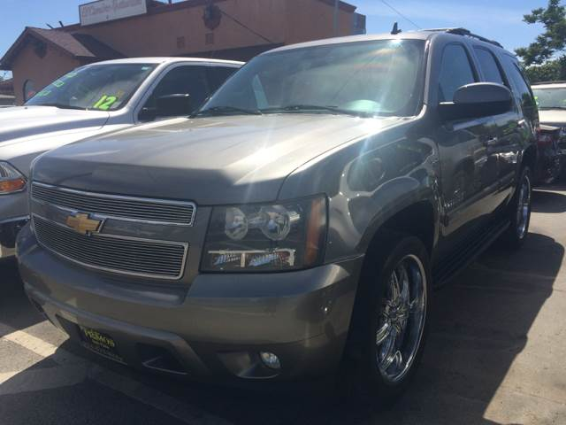 2007 Chevrolet Tahoe for sale at Los Primos Auto Plaza in Brentwood CA