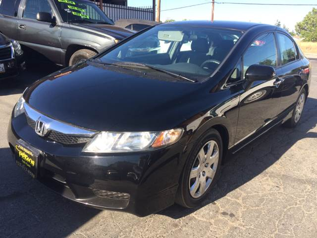 2010 Honda Civic for sale at Los Primos Auto Plaza in Brentwood CA