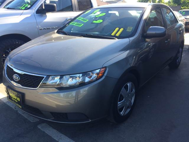 2011 Kia Forte for sale at Los Primos Auto Plaza in Brentwood CA