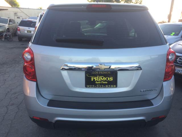 2013 Chevrolet Equinox for sale at Los Primos Auto Plaza in Brentwood CA