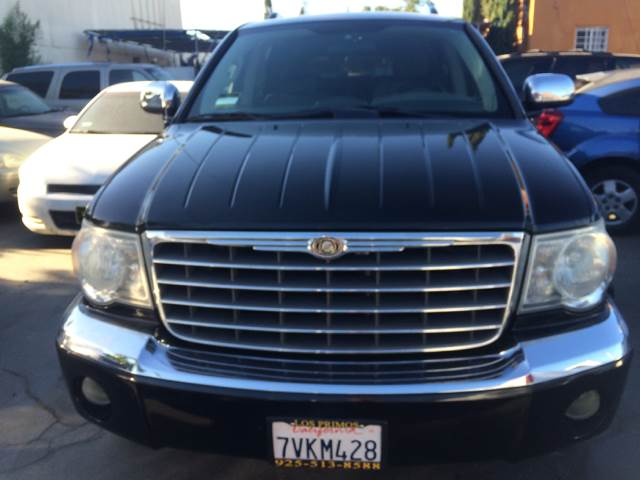 2007 Chrysler Aspen for sale at Los Primos Auto Plaza in Brentwood CA