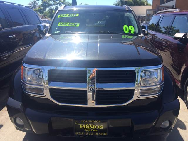 2009 Dodge Nitro for sale at Los Primos Auto Plaza in Brentwood CA
