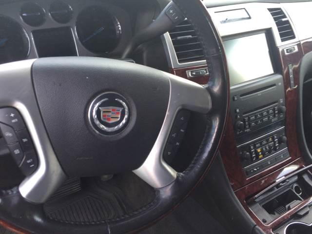 2007 Cadillac Escalade ESV for sale at Los Primos Auto Plaza in Brentwood CA