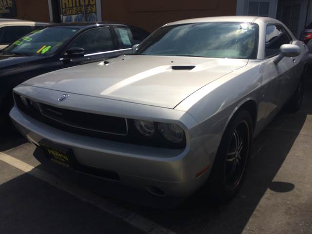 2010 Dodge Challenger for sale at Los Primos Auto Plaza in Brentwood CA