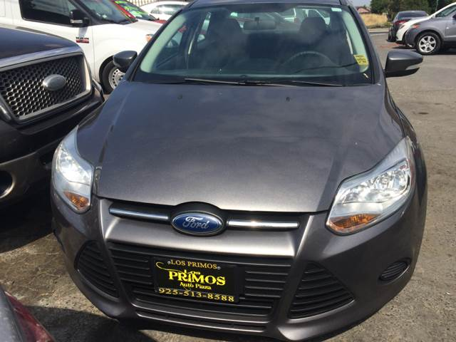 2013 Ford Focus for sale at Los Primos Auto Plaza in Brentwood CA