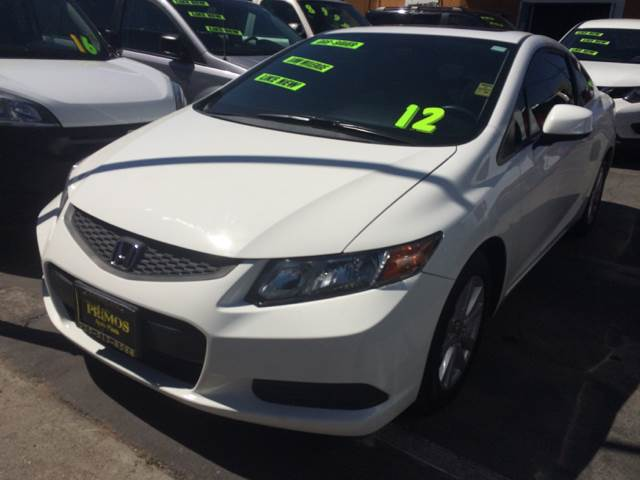 2012 Honda Civic for sale at Los Primos Auto Plaza in Brentwood CA