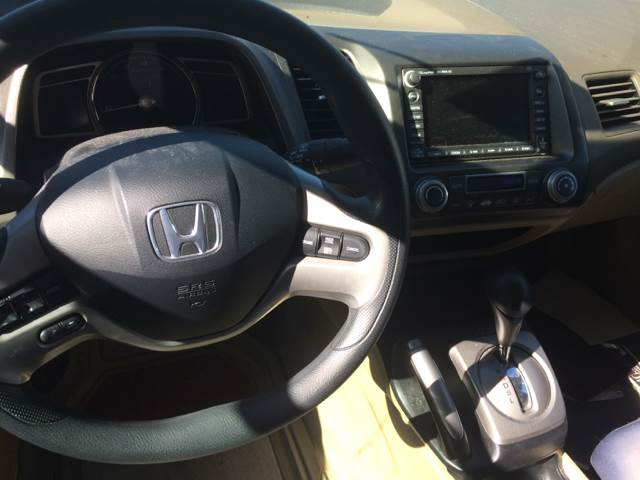 2008 Honda Civic for sale at Los Primos Auto Plaza in Brentwood CA