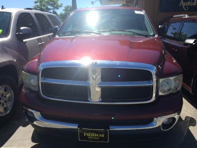 2003 Dodge Ram Pickup 1500 for sale at Los Primos Auto Plaza in Brentwood CA