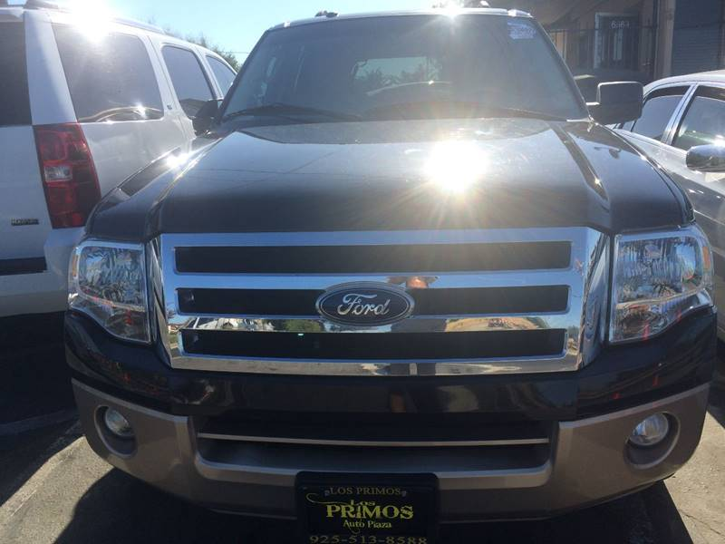 2011 Ford Expedition for sale at Los Primos Auto Plaza in Brentwood CA