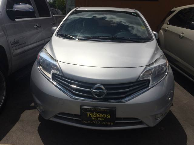 2014 Nissan Versa Note for sale at Los Primos Auto Plaza in Brentwood CA