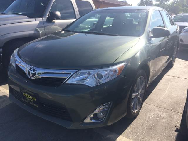 2012 Toyota Camry for sale at Los Primos Auto Plaza in Brentwood CA