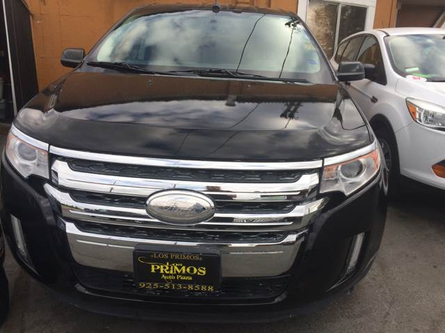 2011 Ford Edge for sale at Los Primos Auto Plaza in Brentwood CA