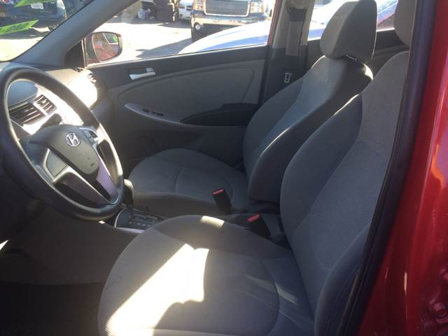 2014 Hyundai Accent for sale at Los Primos Auto Plaza in Brentwood CA