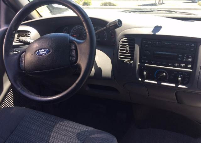 2003 Ford F-150 for sale at Los Primos Auto Plaza in Brentwood CA