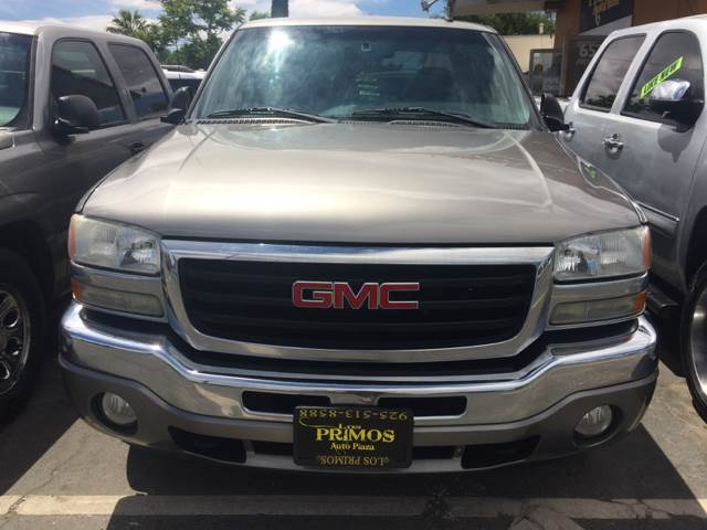 2006 GMC Sierra 1500 for sale at Los Primos Auto Plaza in Brentwood CA