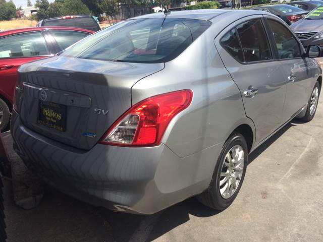2012 Nissan Versa for sale at Los Primos Auto Plaza in Brentwood CA