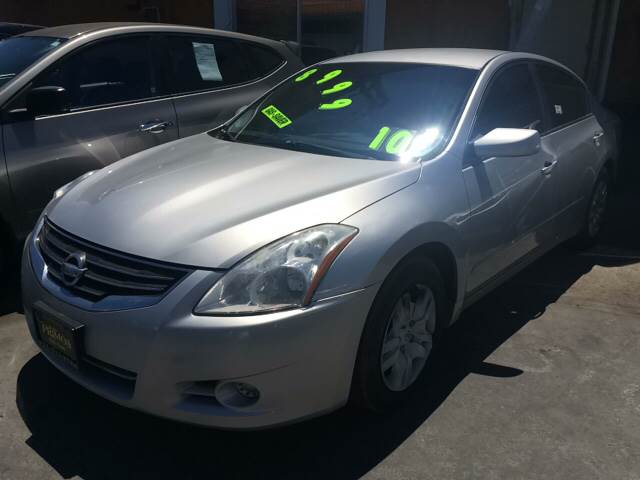 2010 Nissan Altima for sale at Los Primos Auto Plaza in Brentwood CA
