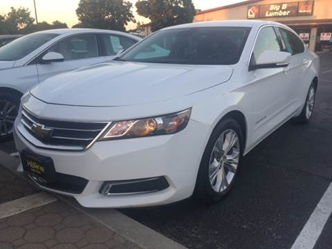 2014 Chevrolet Impala for sale at Los Primos Auto Plaza in Brentwood CA