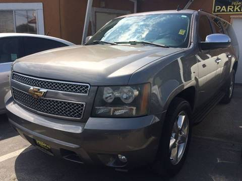 2007 Chevrolet Suburban for sale at Los Primos Auto Plaza in Brentwood CA