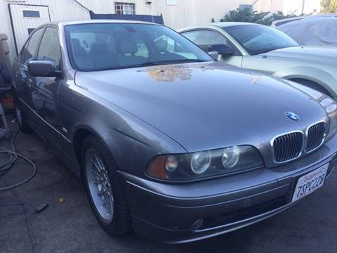 2002 BMW 5 Series for sale in Brentwood, CA