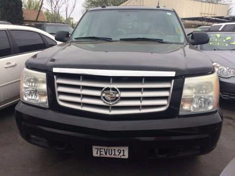 2004 Cadillac Escalade ESV for sale in Brentwood, CA