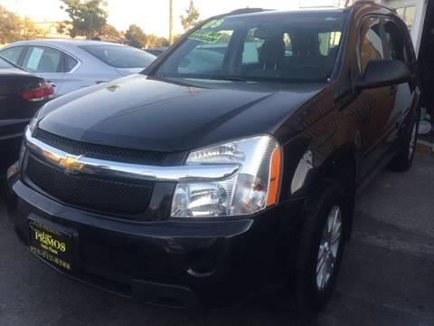 2008 Chevrolet Equinox for sale at Los Primos Auto Plaza in Brentwood CA