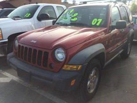 2007 Jeep Liberty for sale in Brentwood, CA