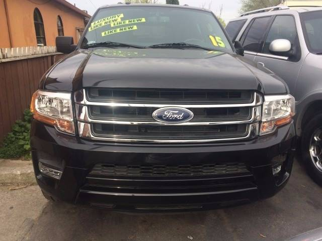 2015 Ford Expedition EL for sale at Los Primos Auto Plaza in Brentwood CA