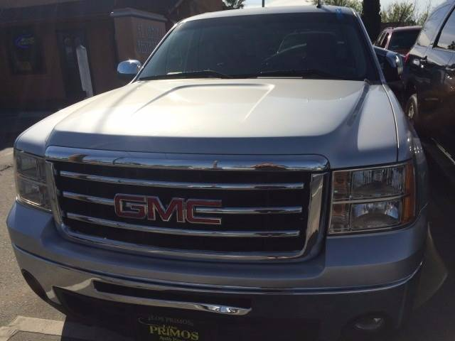 2012 GMC Sierra 1500 for sale at Los Primos Auto Plaza in Brentwood CA