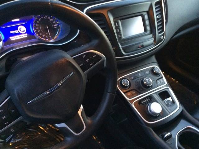 2015 Chrysler 200 for sale at Los Primos Auto Plaza in Brentwood CA