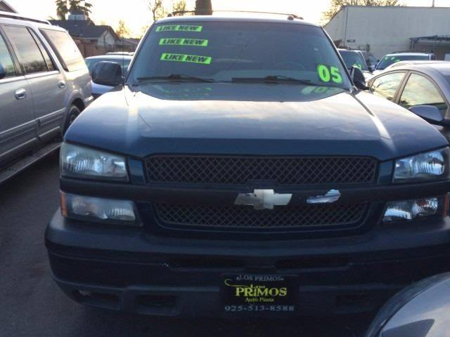 2005 Chevrolet Avalanche for sale at Los Primos Auto Plaza in Brentwood CA
