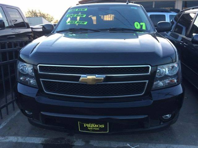 2007 Chevrolet Avalanche for sale at Los Primos Auto Plaza in Brentwood CA
