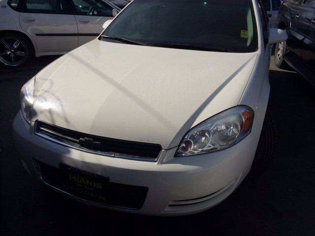 2008 Chevrolet Impala for sale at Los Primos Auto Plaza in Brentwood CA