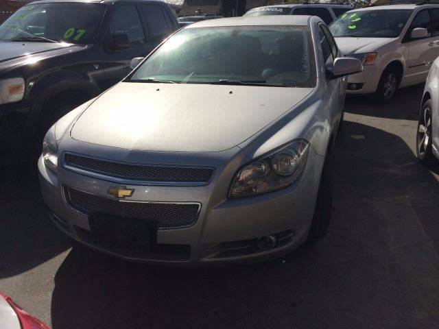 2011 Chevrolet Malibu for sale at Los Primos Auto Plaza in Brentwood CA