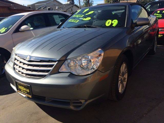 2009 Chrysler Sebring for sale at Los Primos Auto Plaza in Brentwood CA