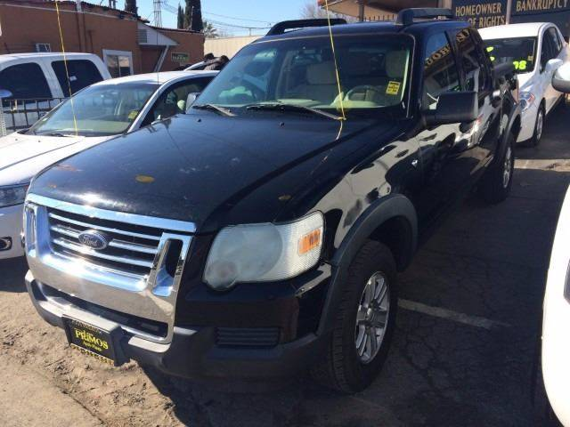 2007 Ford Explorer Sport Trac for sale at Los Primos Auto Plaza in Brentwood CA