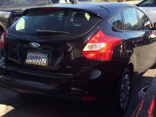 2012 Ford Focus for sale at Los Primos Auto Plaza in Brentwood CA