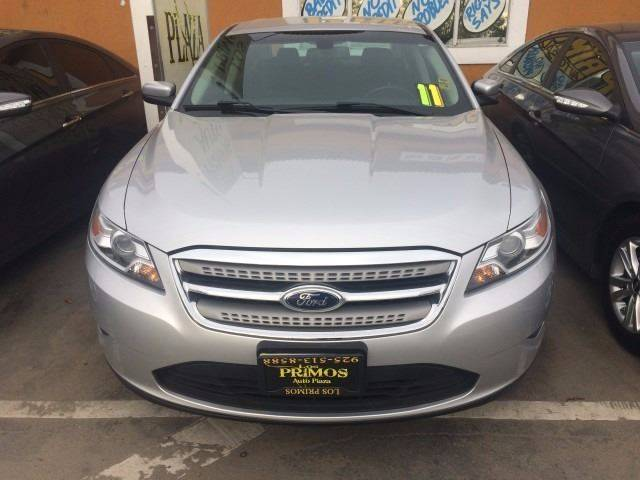 2011 Ford Taurus for sale at Los Primos Auto Plaza in Brentwood CA