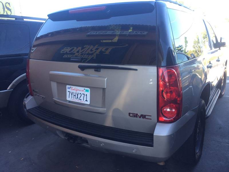 2008 GMC Yukon for sale at Los Primos Auto Plaza in Brentwood CA