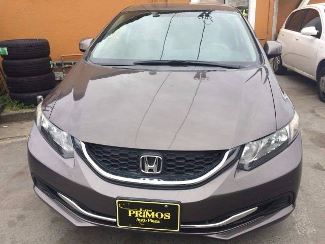 2013 Honda Civic for sale at Los Primos Auto Plaza in Brentwood CA
